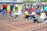 Соревнования в Подольске 08 год