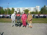 Месячник пожарной безопасности 2010